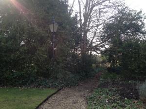 Path to Narnia