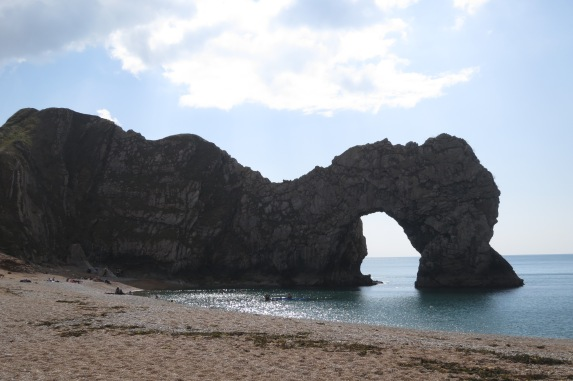 The Durdle Door. Jurassic coast, Dorset.