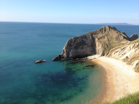Man o' War Cove, Dorset